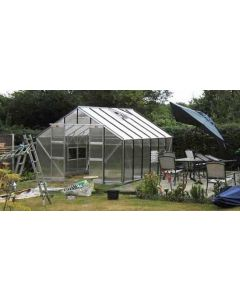 Elite Supreme Alloy Finish Horticultural Glass