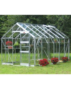 Elite Belmont Alloy Finish Horticultural Glass