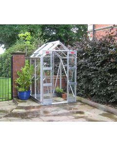 Elite Compact Greenhouse alloy finish