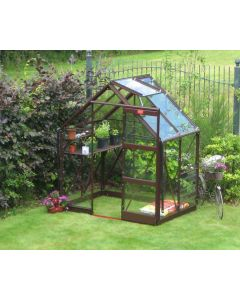 Elite Craftsman greenhouse.