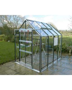 "4. Elite GX600 Greenhouse - 6'3"" wide"