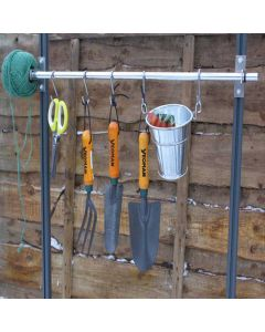 Elite Handy Tool Rack - Alloy Finish
