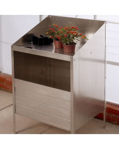 Potting Bench Alloy Finish