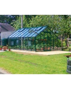 "Elite Supreme 10'5"" wide greenhouse."