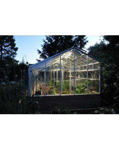 "Robinsons Redoubtable Powder Coated Greenhouse 10'7"" (3208mm) wide"