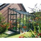 The Elite Titan K800 Lean-To greenhouse includes many features.