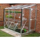 The Elite Windsor Lean-To greenhouse comes complete with integral gutters and at least 1 roof vent, and a single door catch and all this as STANDARD.