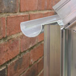 Elite Greenhouse Integral Guttering