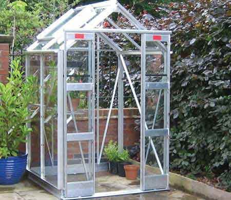 4ft wide greenhouses