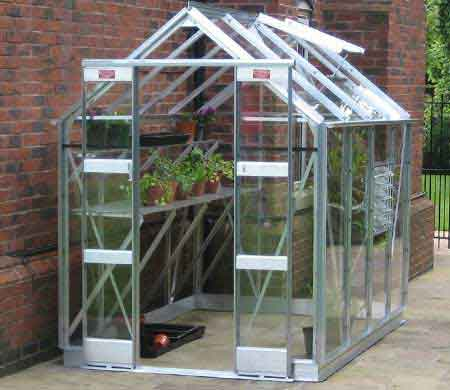 5ft Wide Greenhouses UK