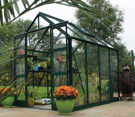 6ft Wide Greenhouses UK