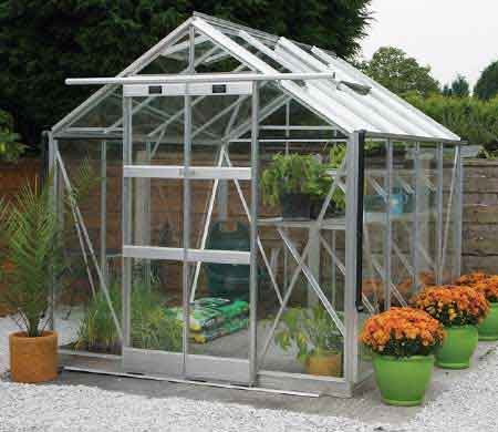 7ft 9ft Wide Greenhouses UK