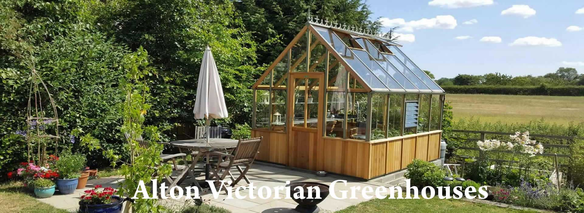 Alton Victorian Greenhouses