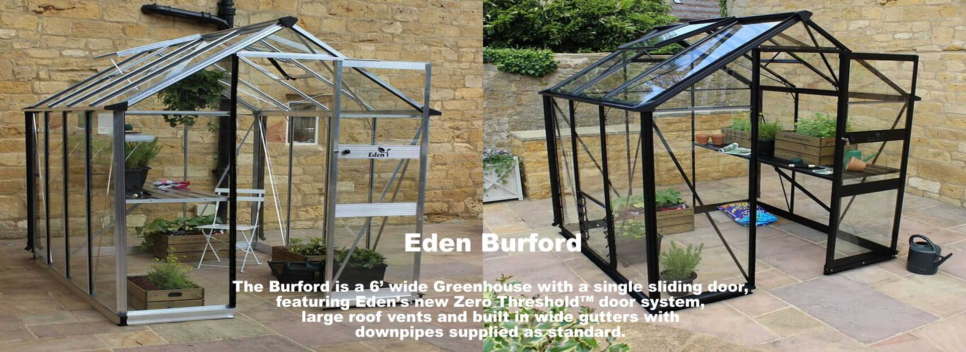 Eden Burford Greenhouses