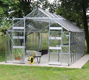 Eden Bourton Greenhouse