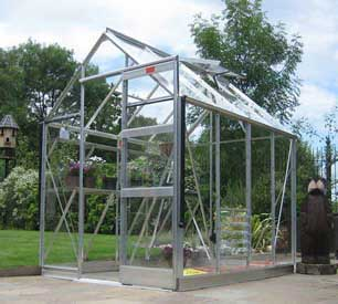 Elite High Eaves Greenhouses