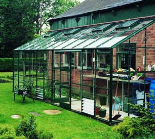 Elite Kensington Lean-To Greenhouses