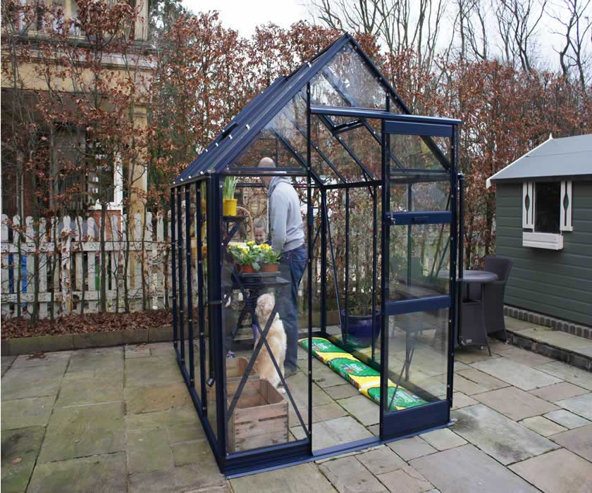 Elite Greenhouses Navy Colour