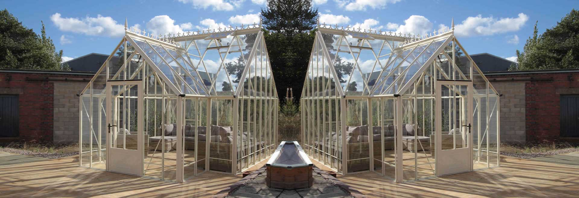 Robinsons Reicliffe Victorian Greenhouses