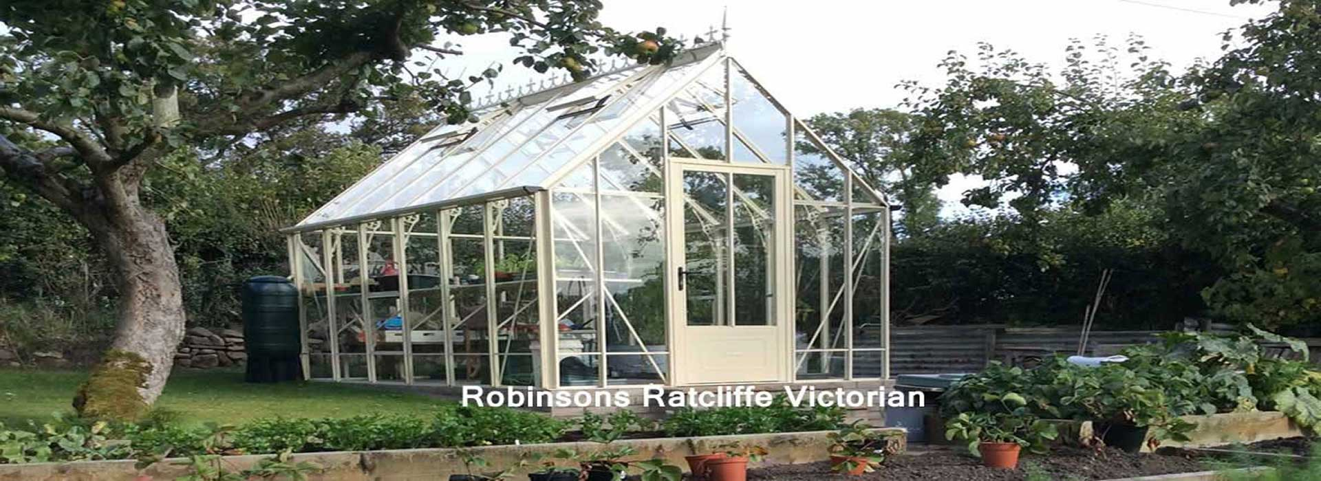 Robinsons Ratliffe Victorian Greenhouses