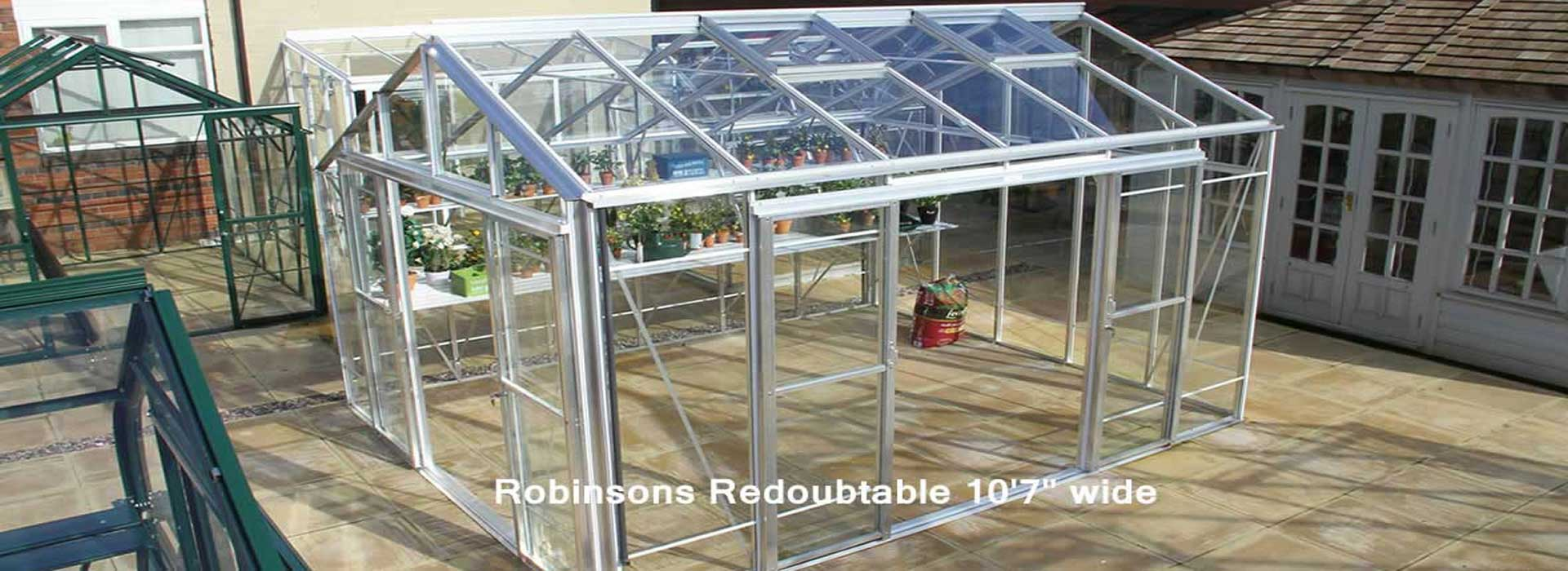 Robinsons Redoubtable Greenhouses
