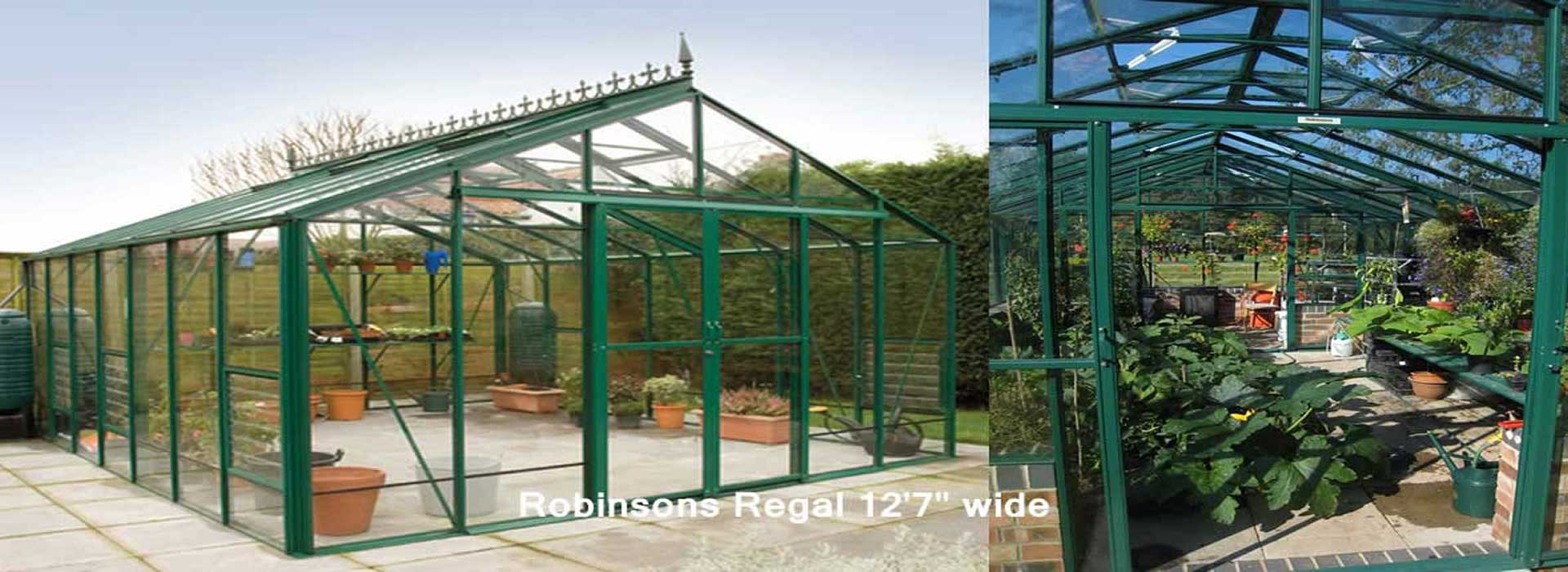 Robinsons Regal Greenhouses
