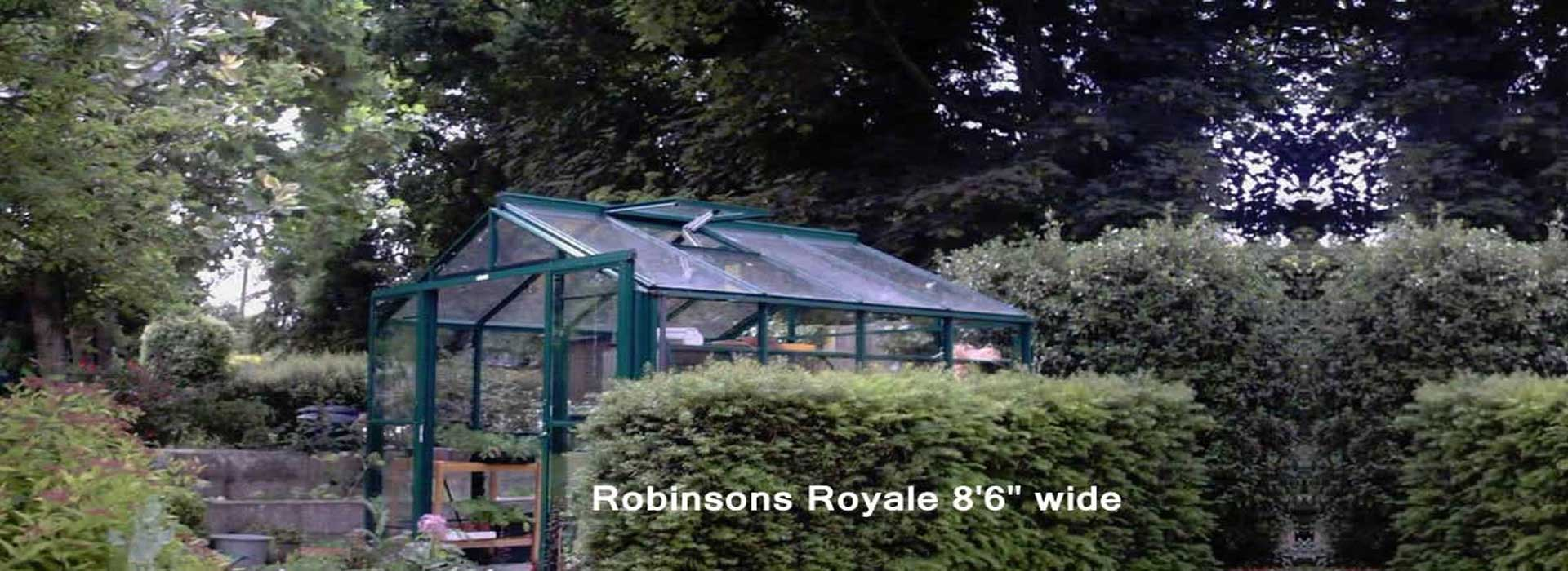 Robinsons Royale Greenhouses