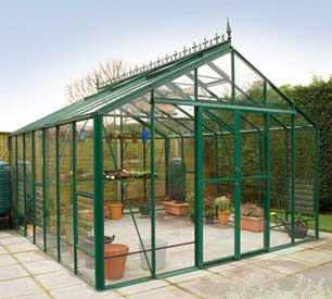 "Robinsons Regale Greenhouses- 12'7"" wide"