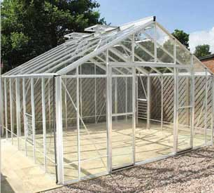 "Robinsons Renown Greenhouses- 14'8"" wide"