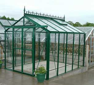 "Robinsons Royale Greenhouses- 8'6"" wide"