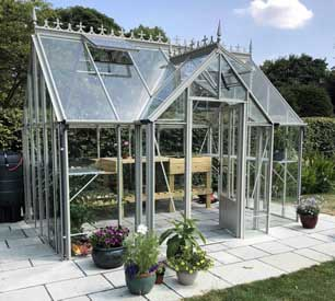 Robinsons Radley Victorian Greenhouse