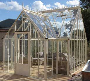 Robinsons Reicliffe Victorian Greenhouse