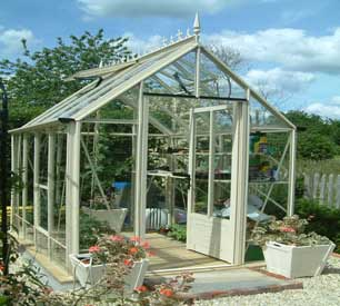 Robinsons Repton Victorian Greenhouse