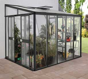 Vitavia Helena Lean-To Greenhouse