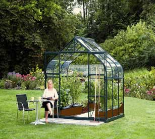 Vitavia Saturn Greenhouse