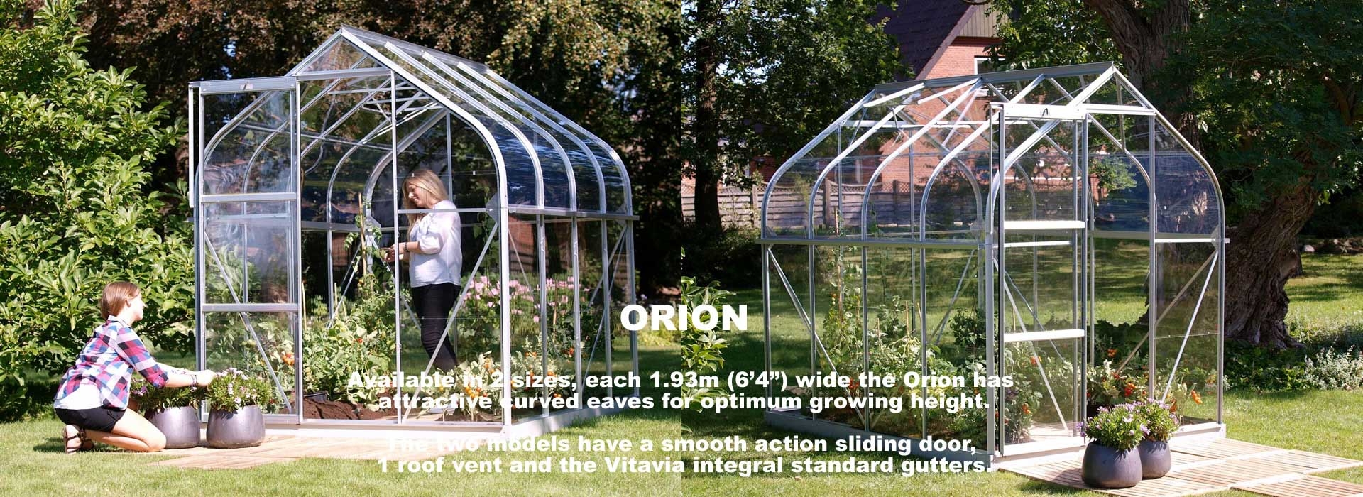 Vitavia Orion Greenhouse
