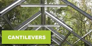 Greenhouses Cantilevers