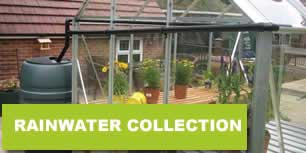 Greenhouse Rainwater Collection