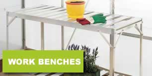 Greenhouse Work Benches